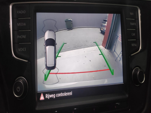 Parkeerhulp en camera
